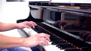 Kawai GS-40 Performance Grand Piano | ''What a Friend We Have in Jesus''