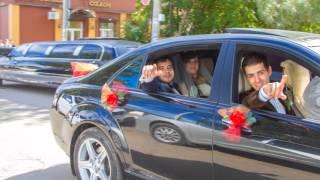 Свадьба Марата и Луизы 14 сентября 2012 г. Астрахань