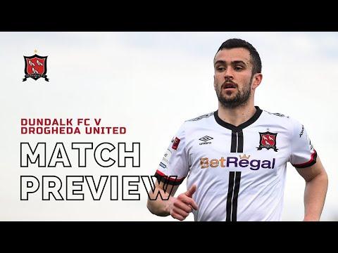 Michael Duffy | Dundalk FC v Drogheda United Preview