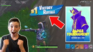 SCORING MAX POINTS IN THE TOURNAMENT!! - (15 Frag Solo Win)