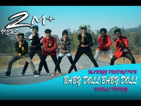 Baby DOLL Nagpuri Dance Video@ RNP BoyZZ Dance cover