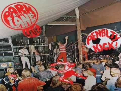 Parklane (F.C.) - Penalty Kick! lp (live 1978)
