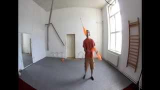 Invitation video/Meghívó - 10. Hungarian Juggling Convention / 10. Magyar Zsonglőrtalálkozó