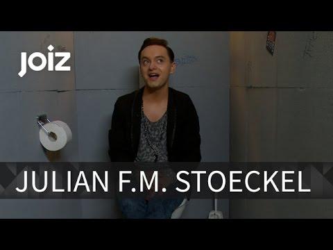 Julian F.M. Stoeckel über Sex mit Elyas M'Barek - Hosen runter Interview