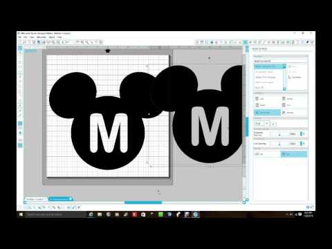 Mickey Mouse Banner Tutorial
