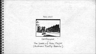 A1. Gathaspar - The Lover Of Ursa Major (Andreas Pionty Remix) | made of CONCRETE