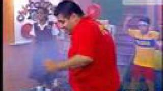 Los Chicharrines - Concurso de Baile con El Come Niños