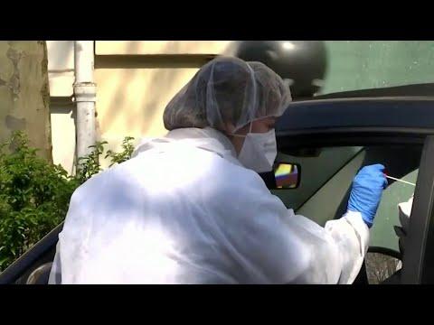 MD Medical Opens 2 New Drive-thru Coronavirus Testing Centers In Houston-area