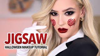 Glam Jigsaw Halloween Makeup T…