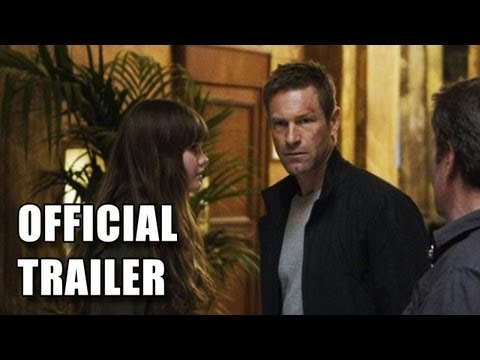 The Expatriate Official Trailer - Aaron Eckhart