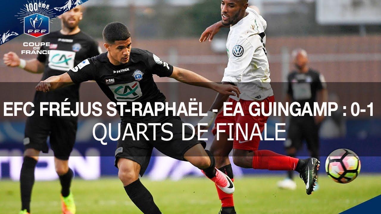 Coupe de france quarts de finale efc fr jus st rapha l - Quarts de finale coupe de france ...