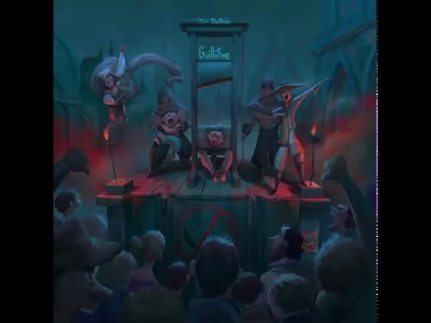 Jon Bellion - Guillotine Audio ft. Travis...