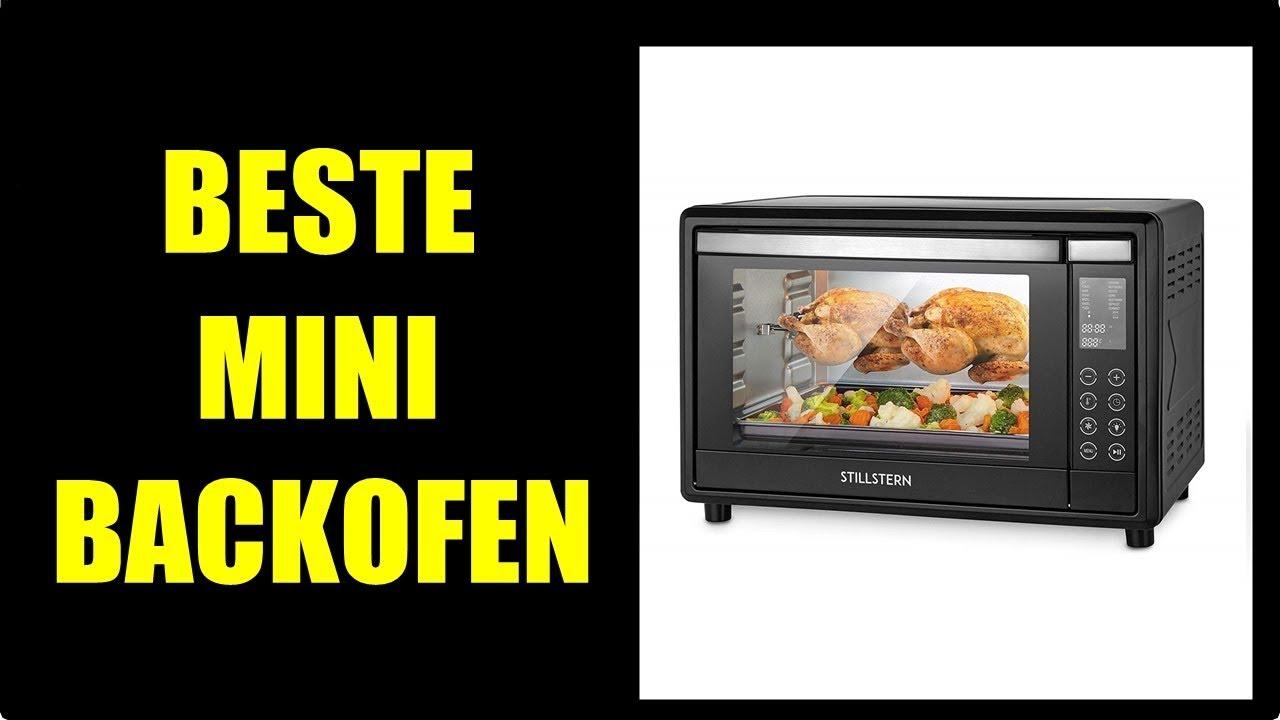 ▻ BESTE MINIBACKOFEN DER WELT ☆ Mini Backofen - Mini Pizzaofen ...
