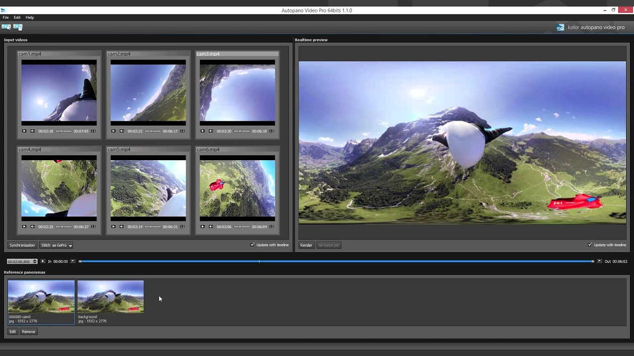 Advanced 360 video processing autopano video 11 blender advanced 360 video processing autopano video 11 blender after effects youtube baditri Gallery