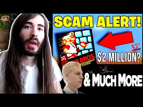 Download moistcr1tikal reacts to Exposing FRAUD And DECEPTION In The Retro Video Game By Karl Jobst | & MORE!