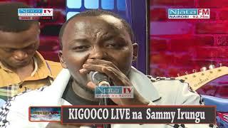 SAMMY IRUNGU WORSHIP ON KIGOOCO LIVE