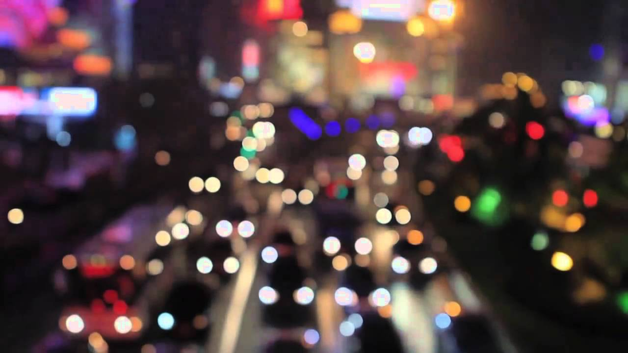 Bokeh Night With Canon 7d Youtube