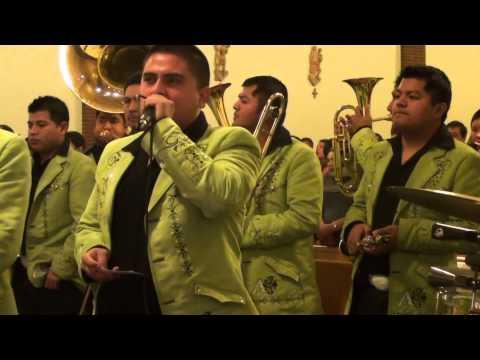 Banda Perla Azteca de Fabian Martinez/LA GUADALUPANA 2012