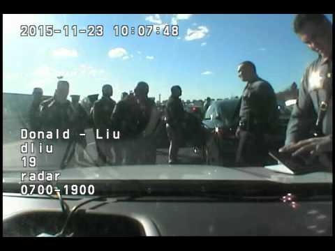 Dashcam: Did Wild police chase through NJ put lives in danger? - Video 1