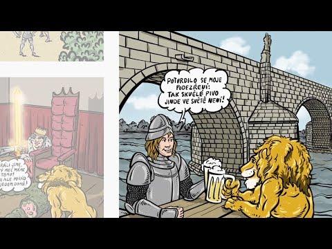 Bruncvík a jeho dobrodružné výpravy