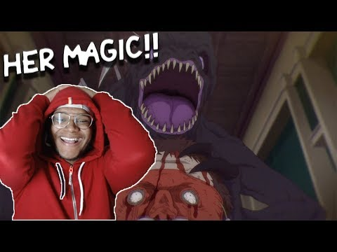 DOROHEDORO EP. 7 REACTION! - EBISU DID WHAT!!!?? HER MAGIC!!