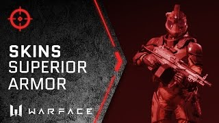 Warface - Skins - Superior Armor