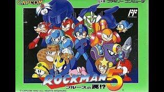 【昔懐かし】ロックマン5:クラシックコレクション【#5】