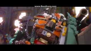 Железная Борода. Лего Фильм