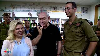 PM Netanyahu Speaks with Mother of IDF Lone Soldier