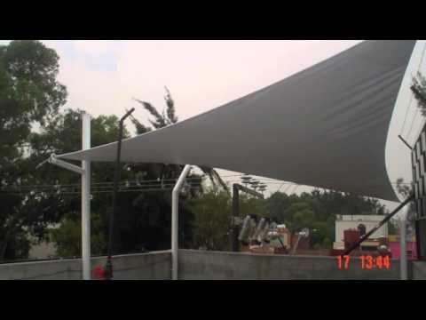 Lonas la provincial youtube for Tela de toldo en leroy merlin