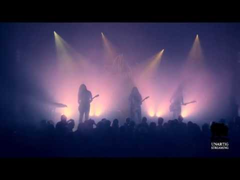 Alcest live at Rock School Barbey on October 10, 2017