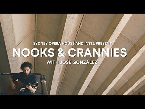 José González - Open Book (Inside Shell A3 of the Sydney Opera House)