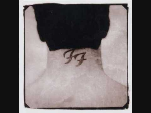 Foo Fighters - Breakout with lyrics