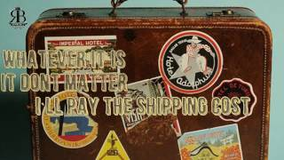 Ronnie Bell- I'll Pay the Shipping Cost (Lyric Video)