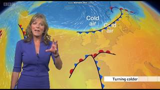 Louise Lear BBC Weather May 10th 2020 High Quality