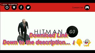 Best Android Games 2018 : Hitman GO 1.12.86482 Mod Apk + Data Download
