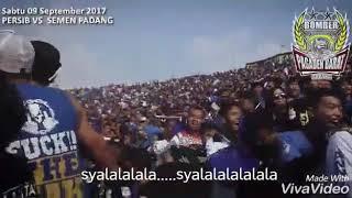 Lagu Persib Bandung jadi juara 😍 😋😊