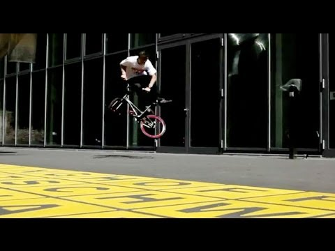 G-SHOCK BMX Pro Team Video - DeepBMX