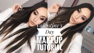 MAQUILLAJE PARA SAN VALENTÍN ♡   Melina Quiroga Makeup