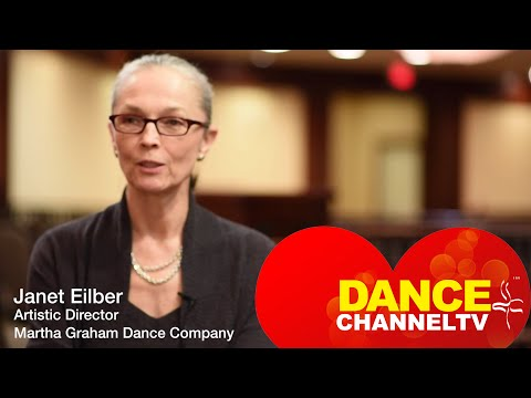 Interview with Janet Eilber, Artistic Director Martha Graham Dance Company