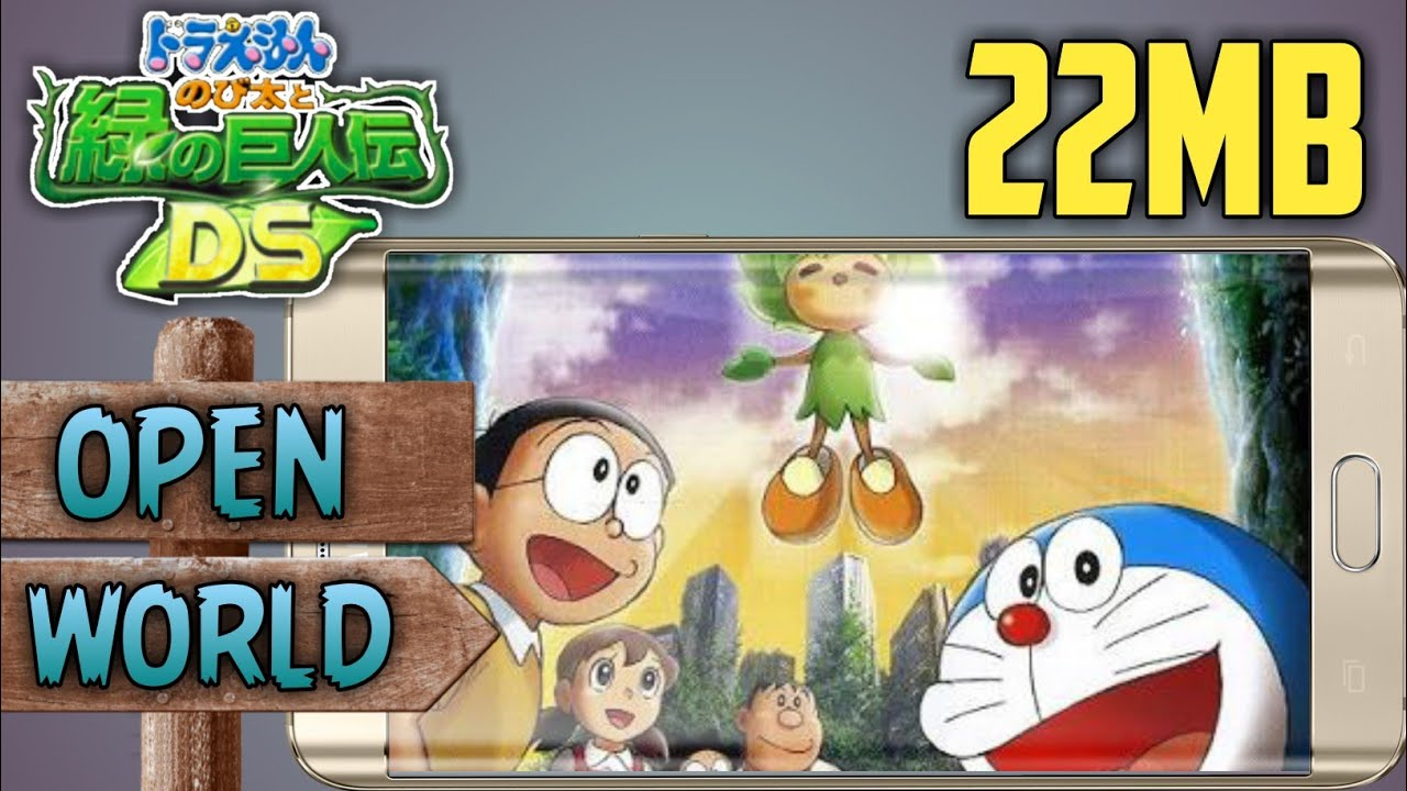 Download Doraemon Open World Game on Android