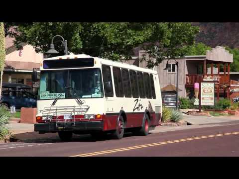 The Gateway to Zion, Springdale Utah