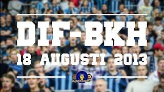 Djurgårdens IF - Häcken 18/8 2013