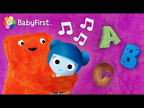 ABC Song | Learning English for Kids with ABC Galaxy | Alphabet Song