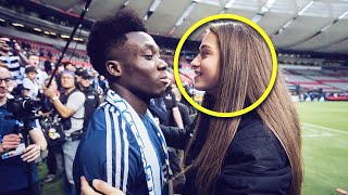 Who is Jordyn Huitema, Alphonso Davies' girlfriend? | Oh My Goal