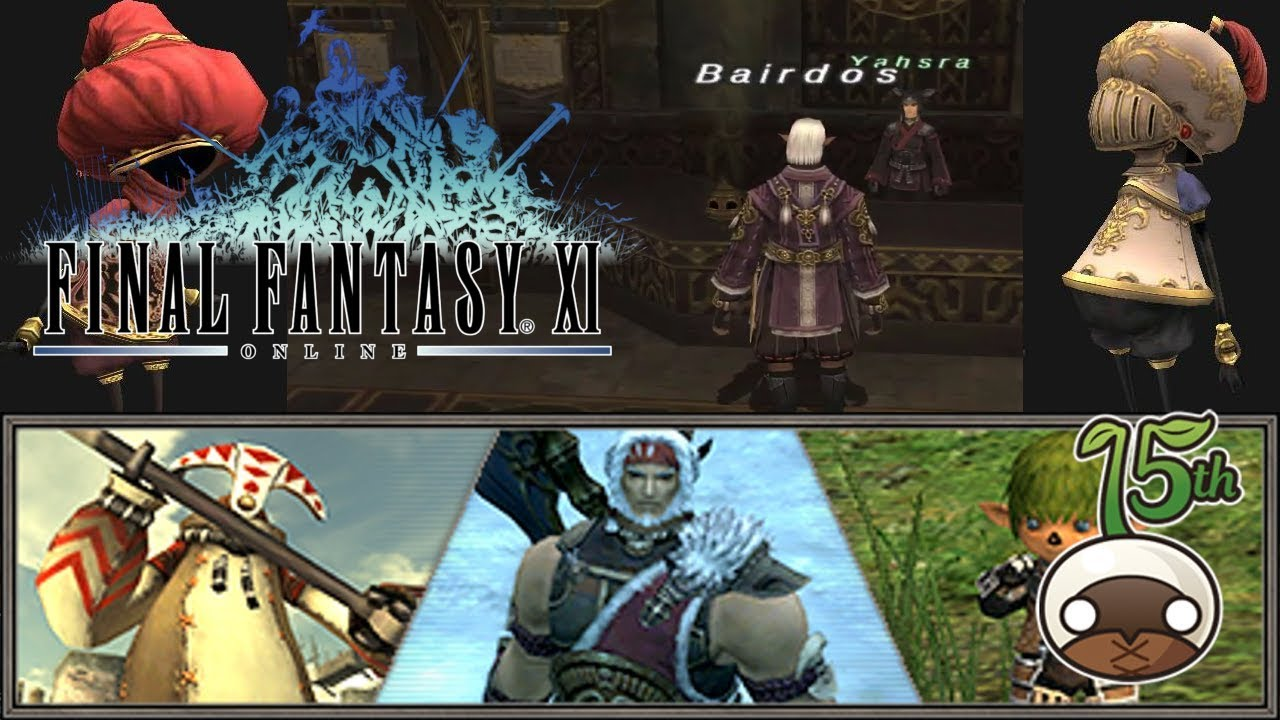 FFXI - Fall Alter Ego (Trusts) Extravaganza! - How To/Breakdown! - Who,  What, Where!