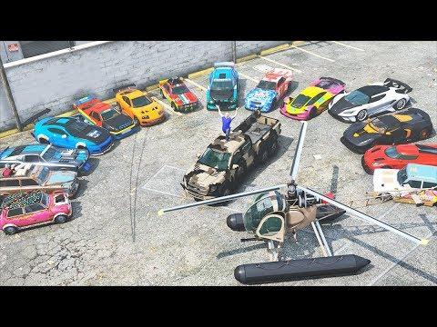 GTA ONLINE SOUTHERN SA SUPER DLC : ALL 16 VEHICLES/CUSTOMIZATIONS