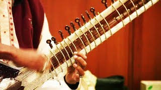Fusion Music for Bliss & Enlightenment - Flute, Sitar, Guitar, Mridangam & Tabla
