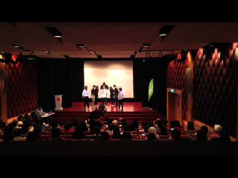 "SIGNation 2014 - Asian Civilisation Performance ""Let It Go"" Song Signing"