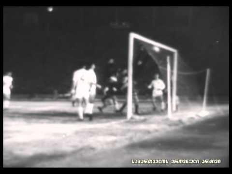 """""""ოქროს მატჩი"""", 1964. Tbilisi """"Dinamo"""" - Moscow """"Torpedo"""""""